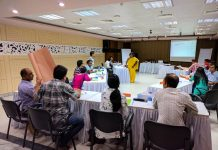 Training in Dhaka, Bangladesh. Image shared via Creative Commons