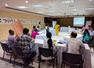 Training in Dhaka, Bangladesh. Image shared via Creative Commons