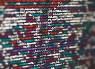 Image of computer screen Markus Spiske on Unsplash